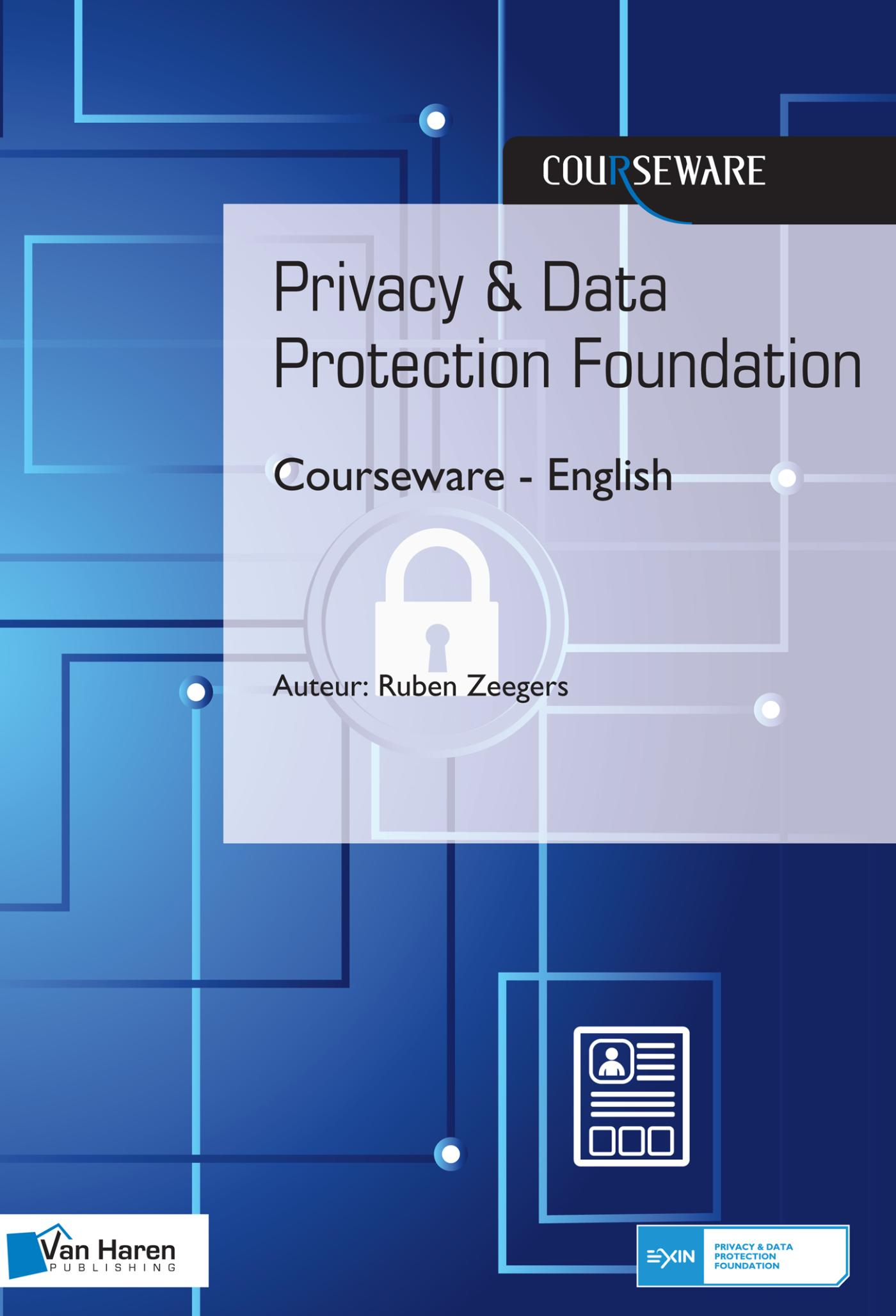 Cover Privacy & Data Protection Foundation