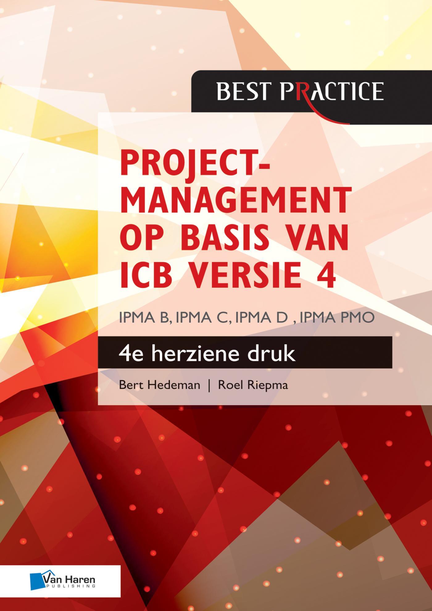 Cover Projectmanagement op basis van ICB versie 4