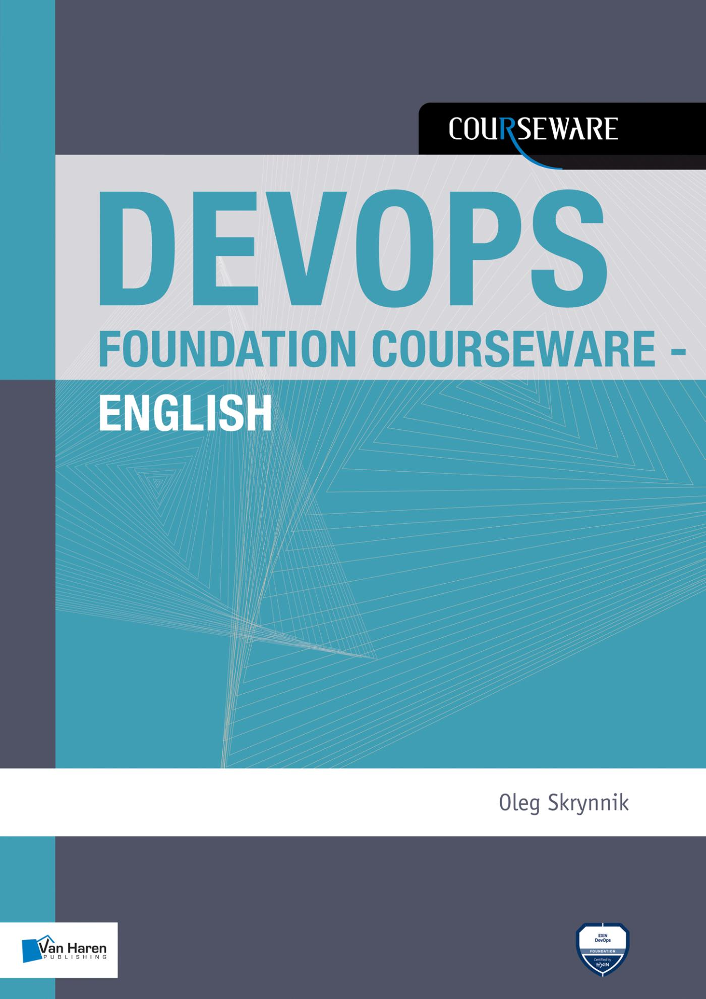 Cover DevOps Foundation Courseware - English
