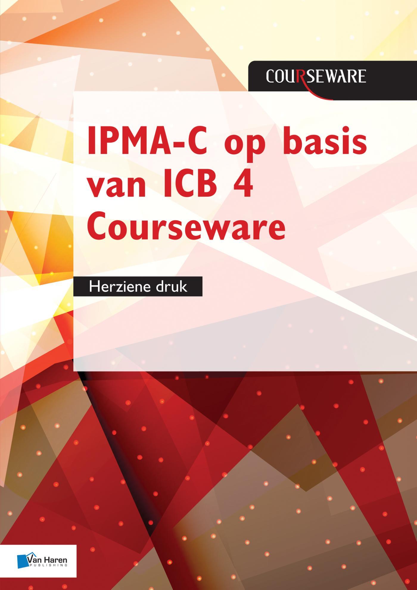 Cover IPMA-C op basis van ICB 4 Courseware