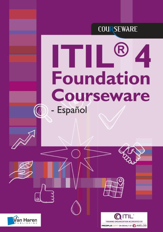Cover ITIL® 4 Foundation Courseware - Español