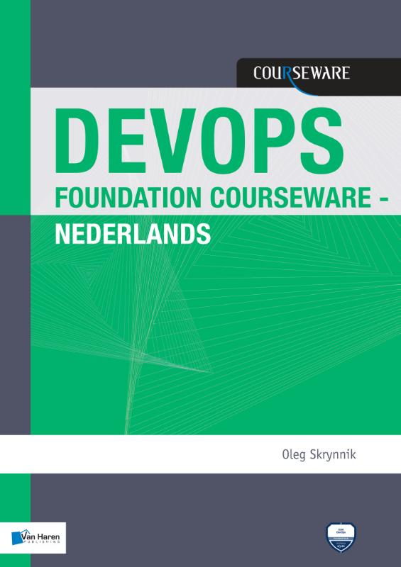 Cover DevOps Foundation Courseware - Nederlands