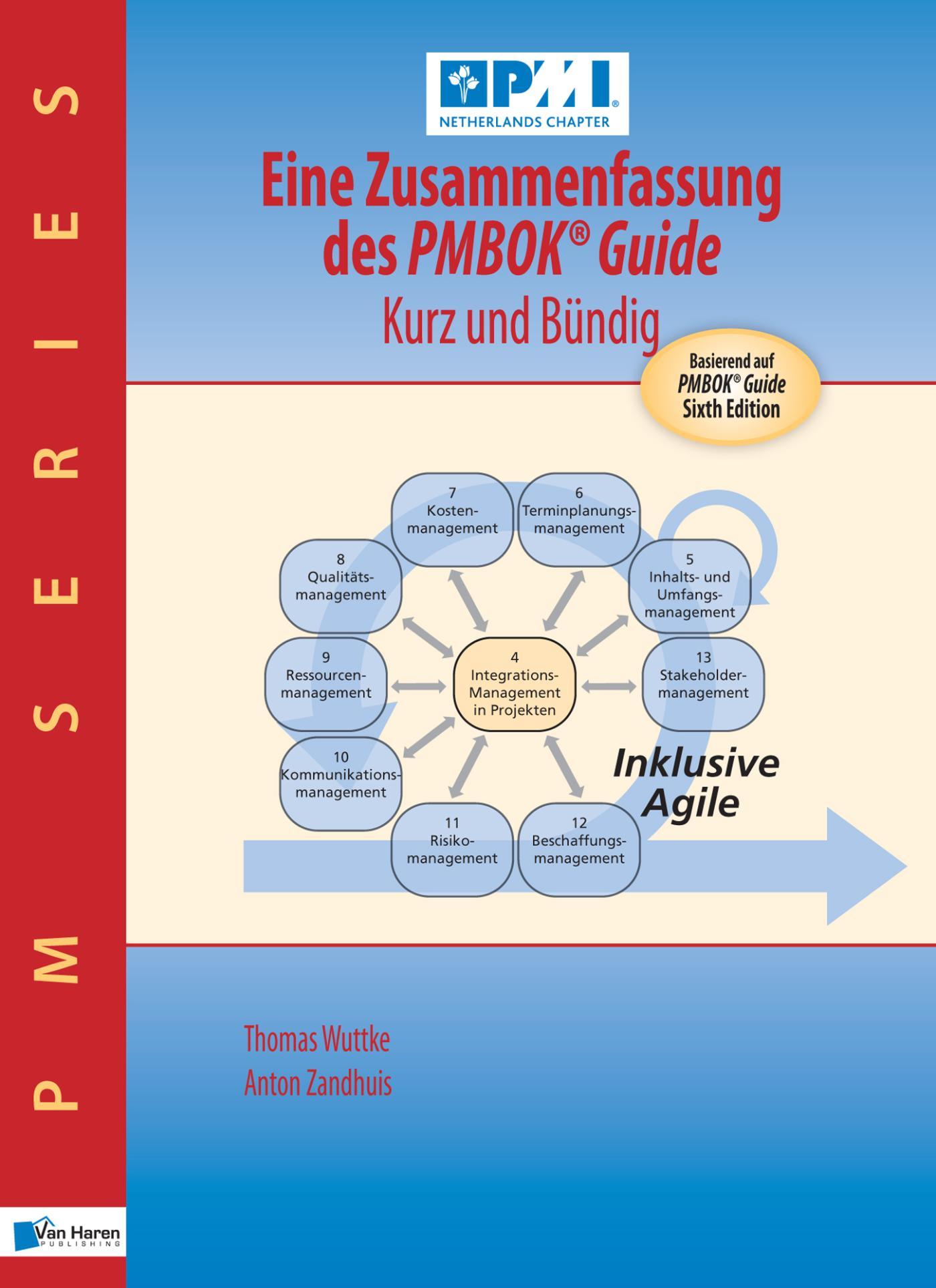 Cover Eine Zusammenfassung des PMBOK® Guide – Kurz und bündig