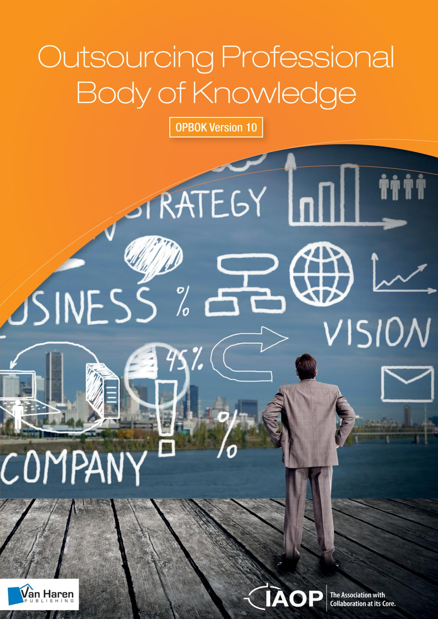 Cover Outsourcing Professional Body of Knowledge