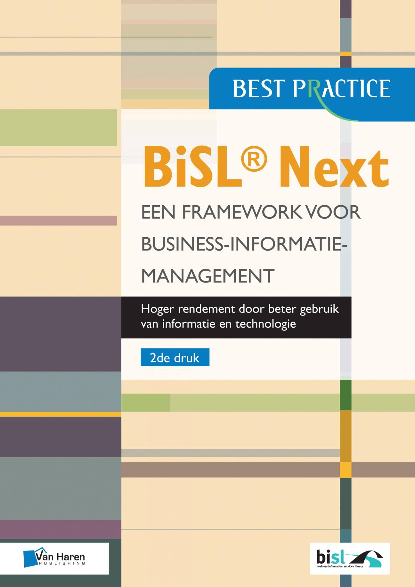 Cover BiSL® Next – Een Framework voor business-informatiemanagement