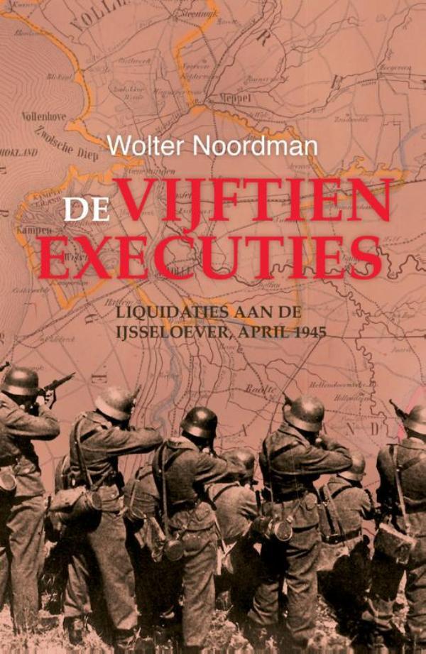 Cover De vijftien executies