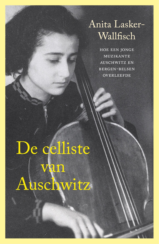 Cover De celliste van Auschwitz