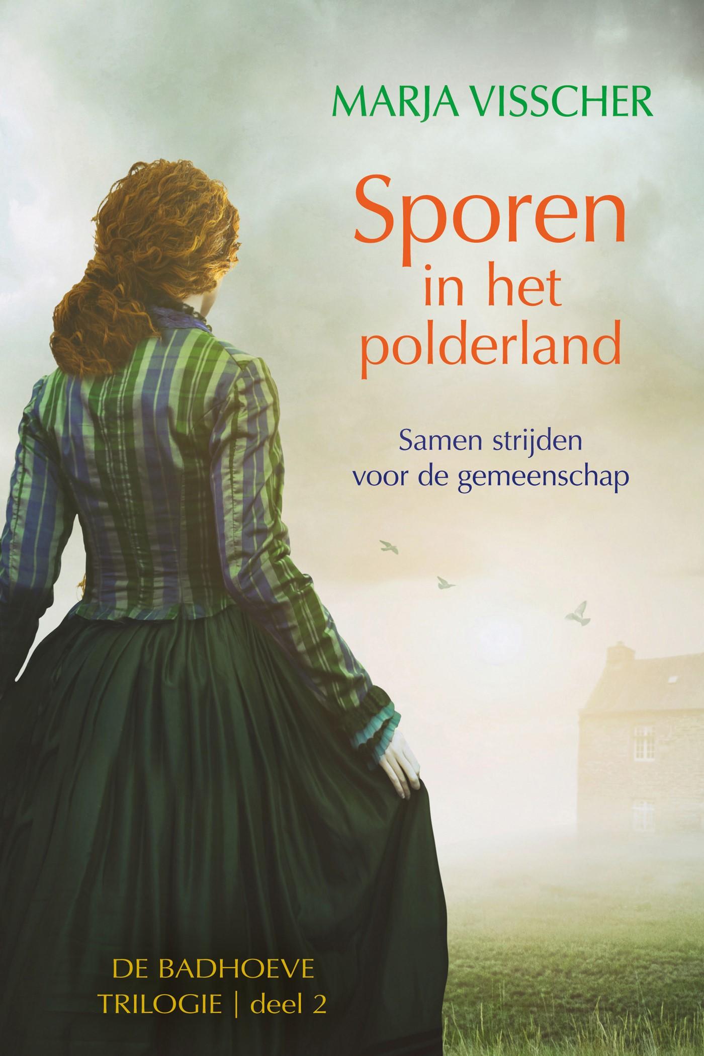 Cover Sporen in het polderland