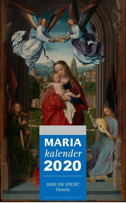 Cover Mariakalender 2020 (set 3 exemplaren)