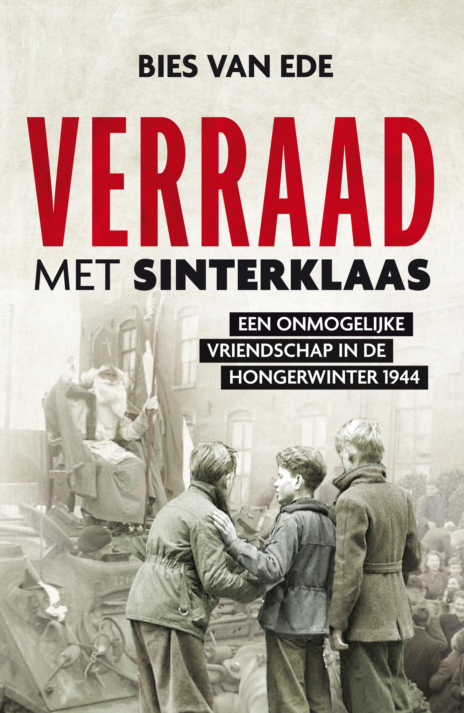 Cover Verraad met Sinterklaas