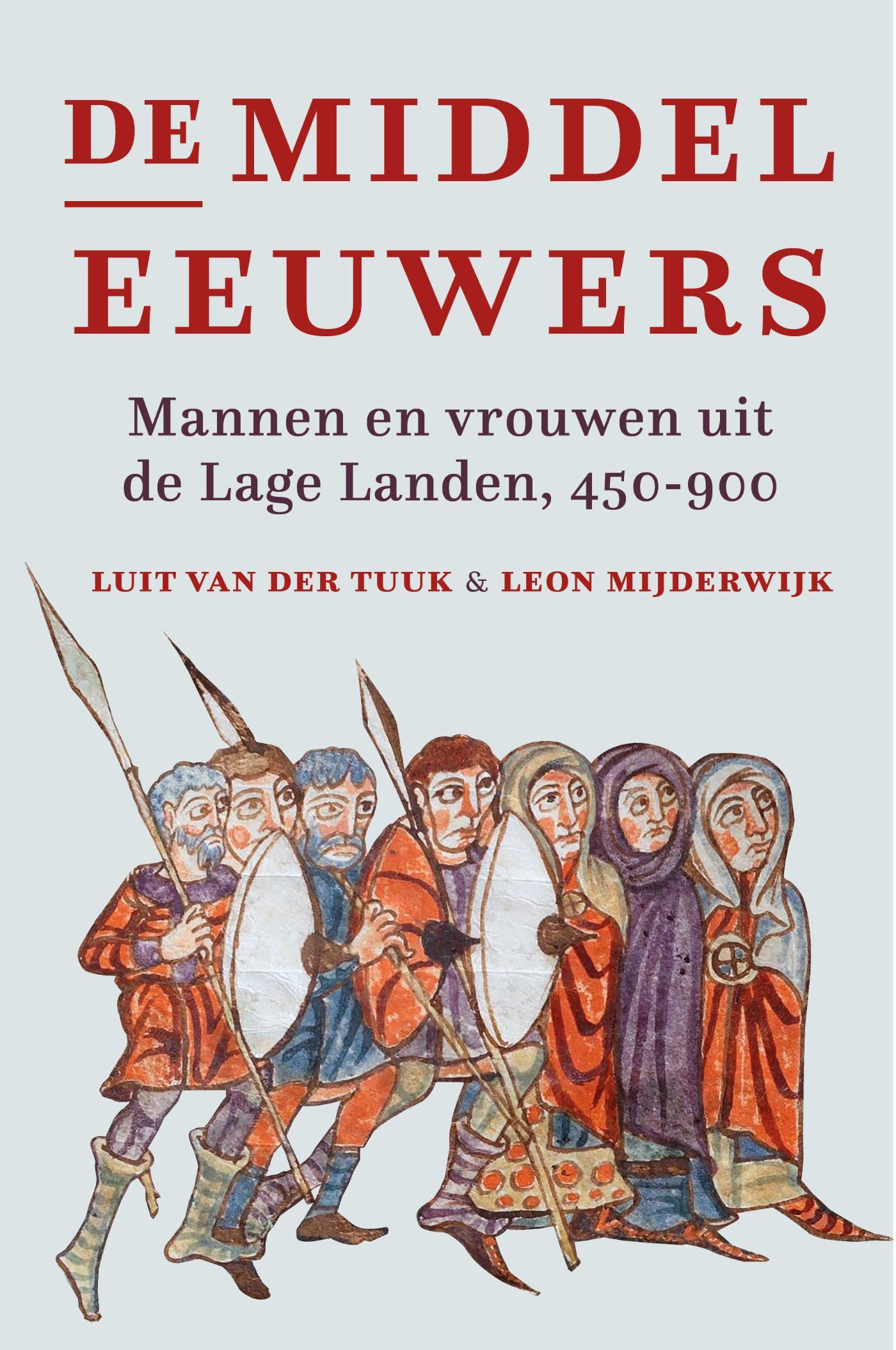 Cover De middeleeuwers