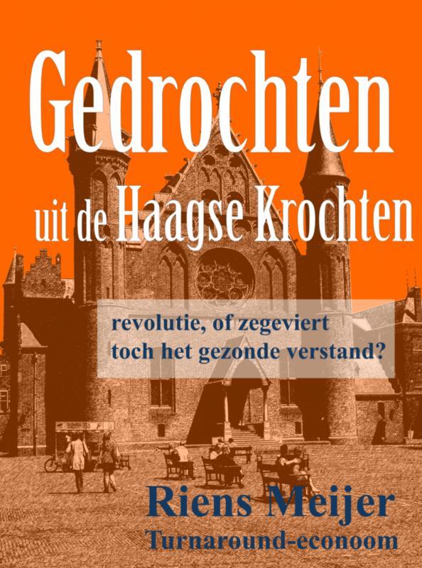 Cover Gedrochten uit de Haagse krochten