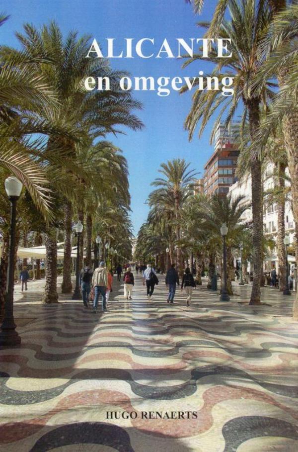 Cover ALICANTE en omgeving