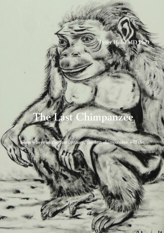 Cover The Last Chimpanzee