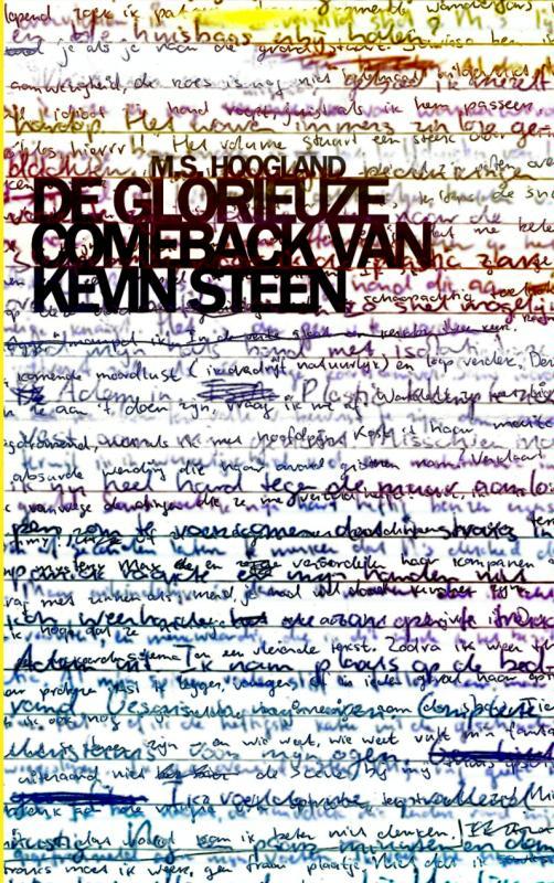 Cover De glorieuze comeback van Kevin Steen