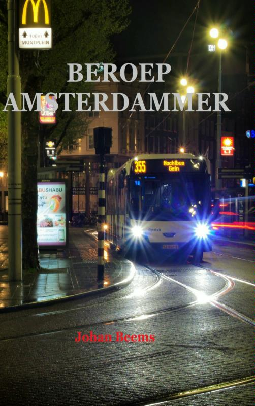 Cover Beroep: Amsterdammer