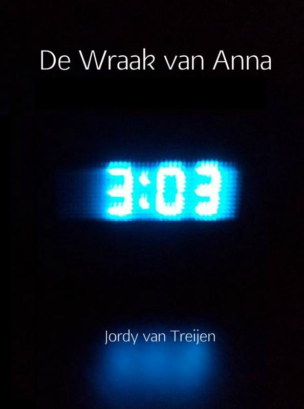Cover De wraak van Anna