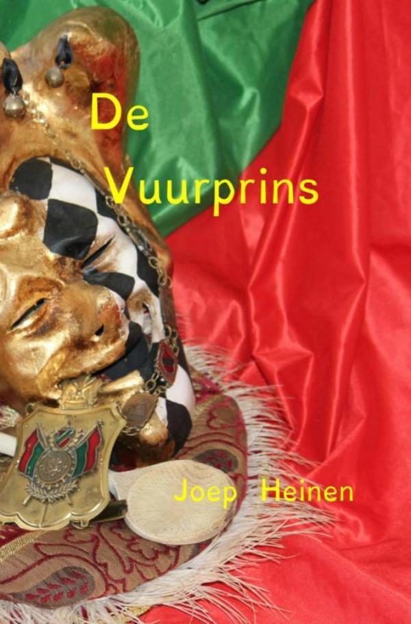 Cover De Vuurprins