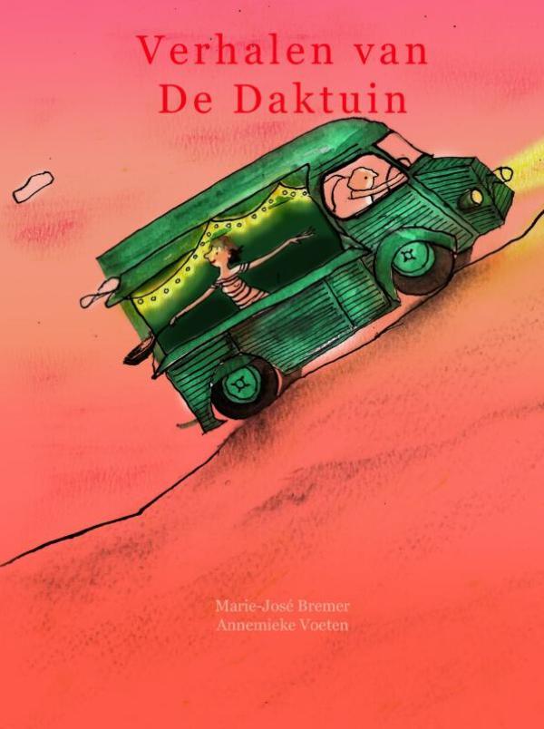 Boek  Verhalen van de Daktuin   geschreven doorAnnemieke Voeten