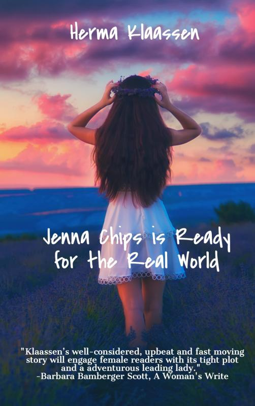 Cover Jenna Chips is Ready for the Real World