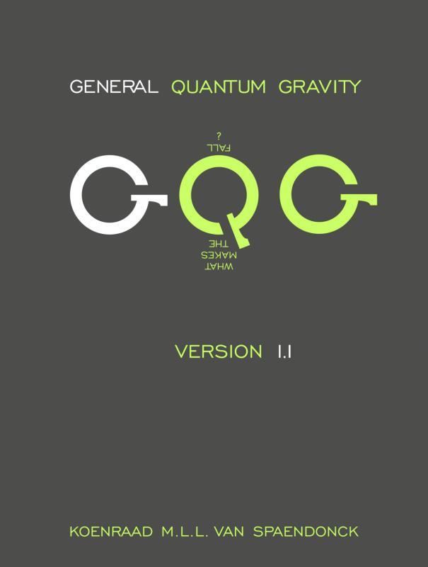 Cover General quantum gravity