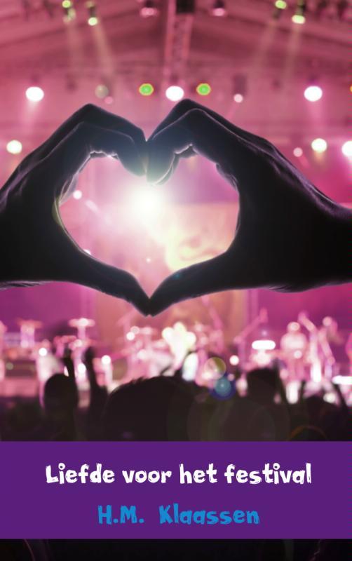 Cover Liefde voor het festival