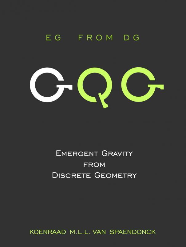 Cover Emergent gravity from discrete geometry