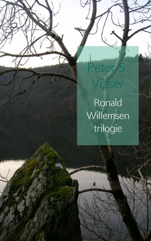 Cover Ronald Willemsen trilogie