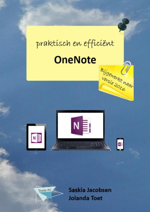 Cover OneNote praktisch en efficiënt