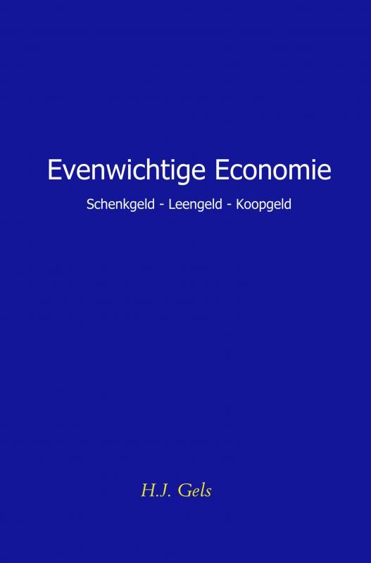 Cover Evenwichtige economie