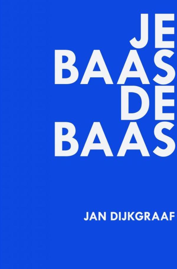 Cover Je baas de baas