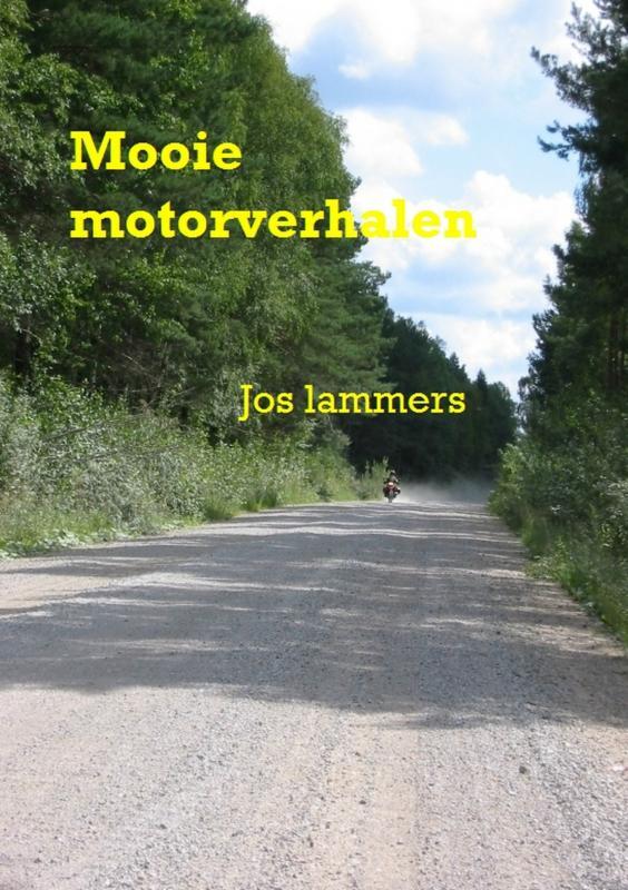 Cover Mooie motorverhalen
