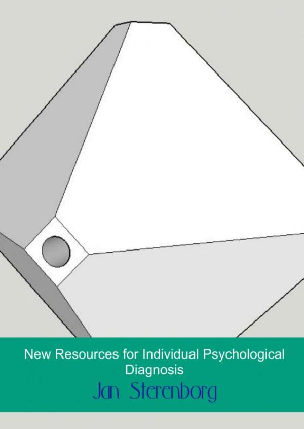 Cover New Resources for Individual Psychological Diagnosis