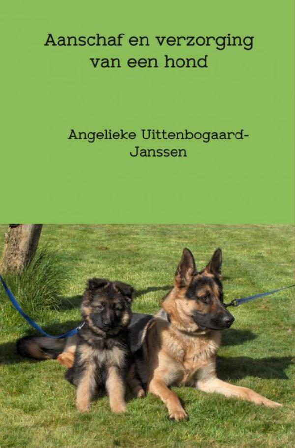 Cover Aanschaf en verzorging van een hond