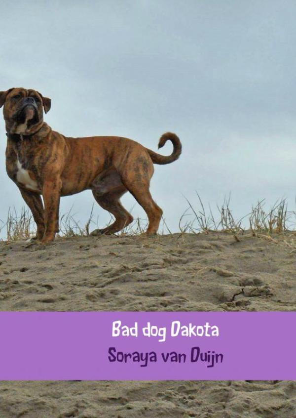 Cover Bad dog Dakota
