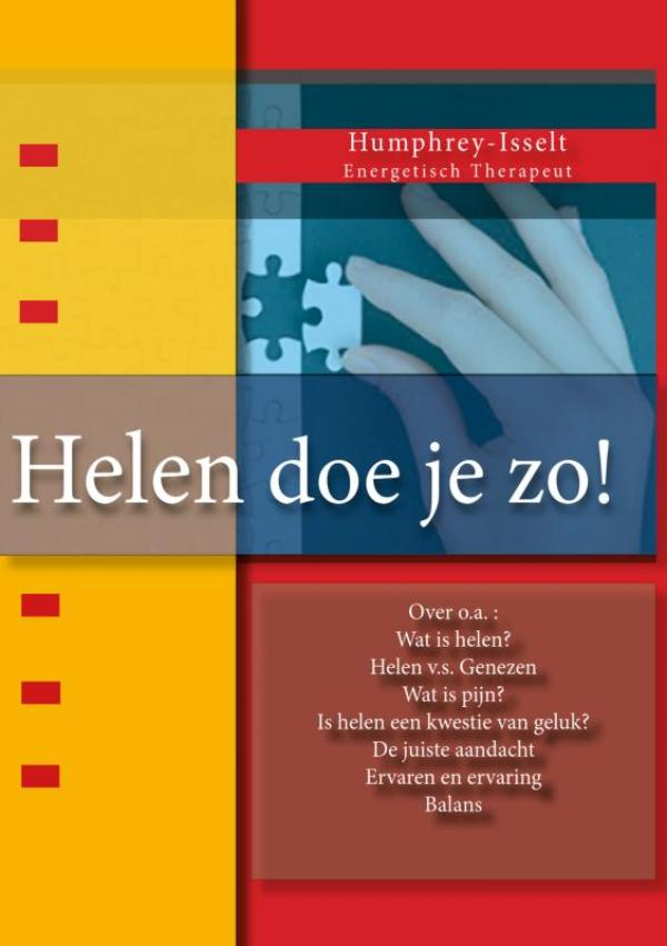 Cover Helen doe je zo!