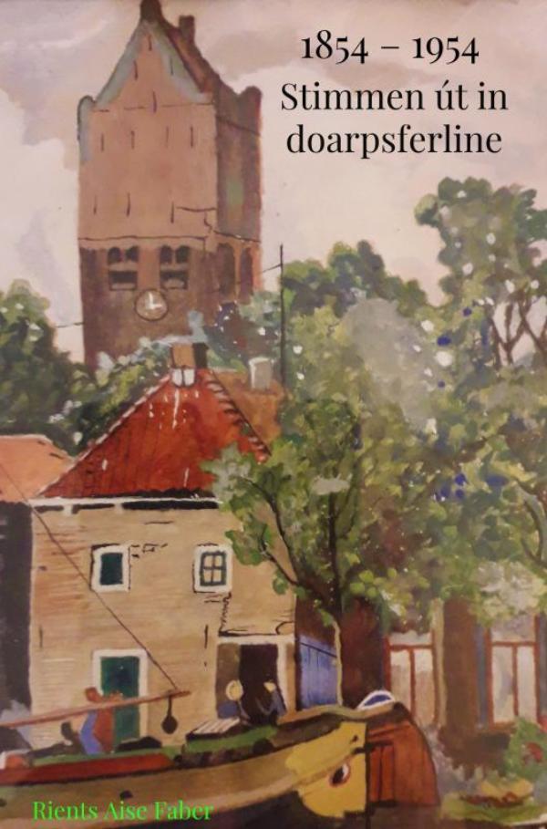 Cover Stimmen út in doarpsferline