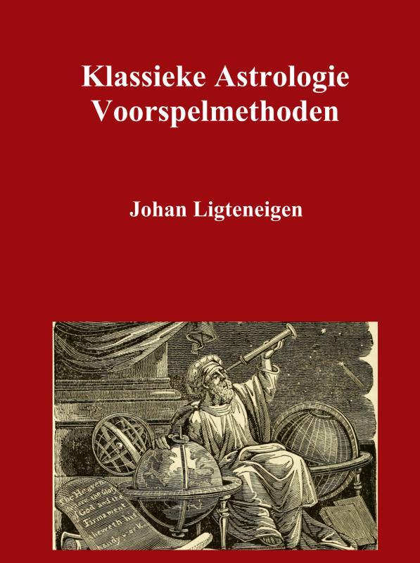 Cover Klassieke Astrologie Voorspelmethoden