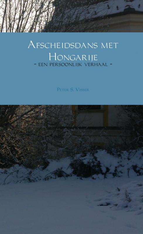 Cover Afscheidsdans met Hongarije