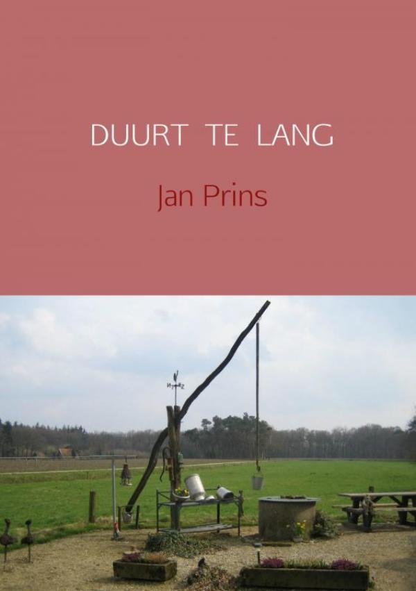 Cover DUURT TE LANG