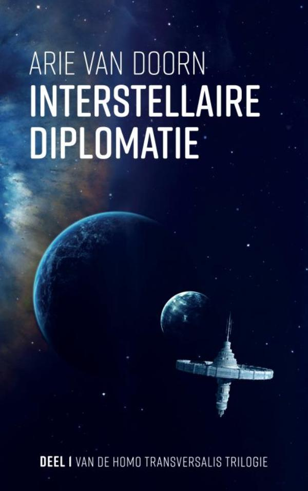 Cover Interstellaire diplomatie