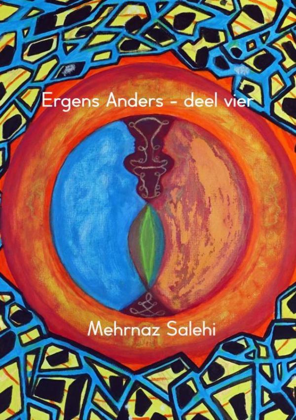Cover Ergens Anders - deel vier