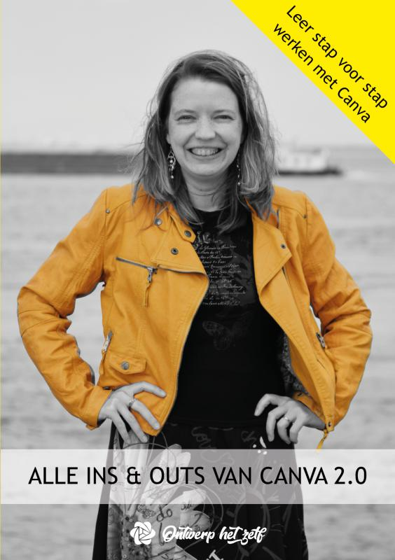 Cover Alle ins & outs van Canva 2.0