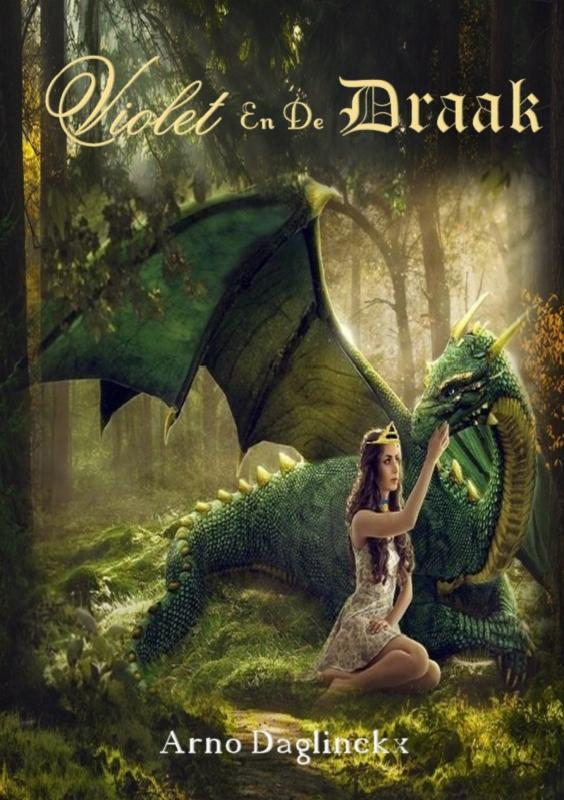 Cover Violet en de Draak