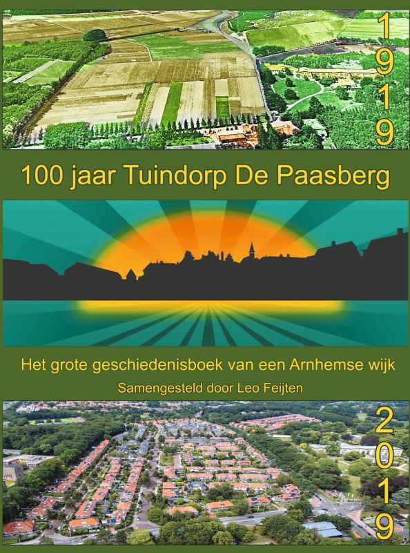 Cover 100 jaar Tuindorp De Paasberg
