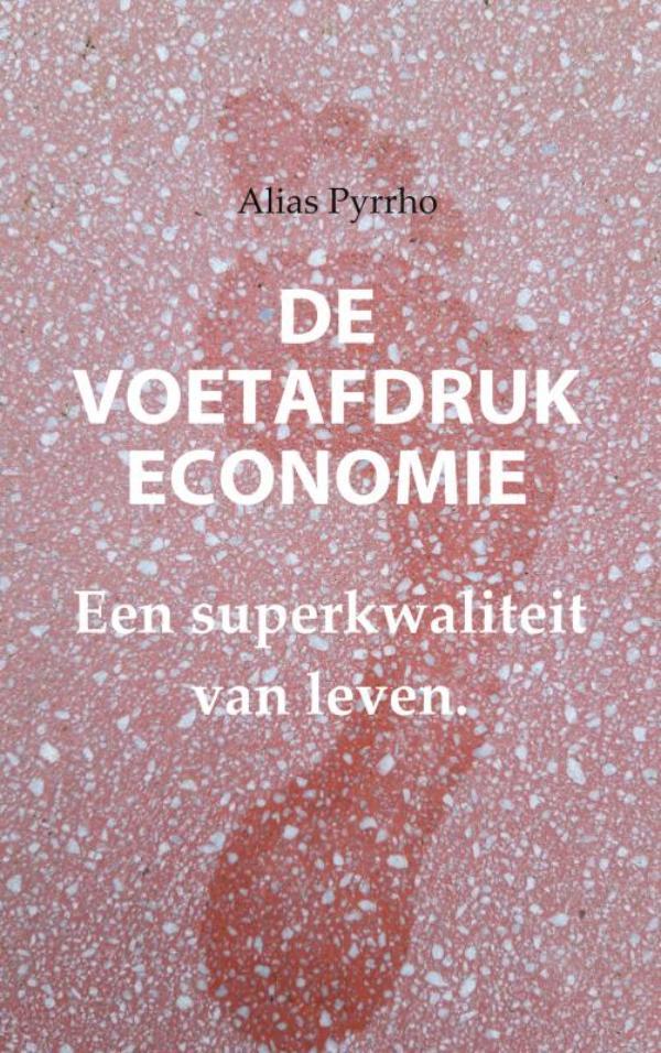 Cover DE VOETAFDRUK ECONOMIE