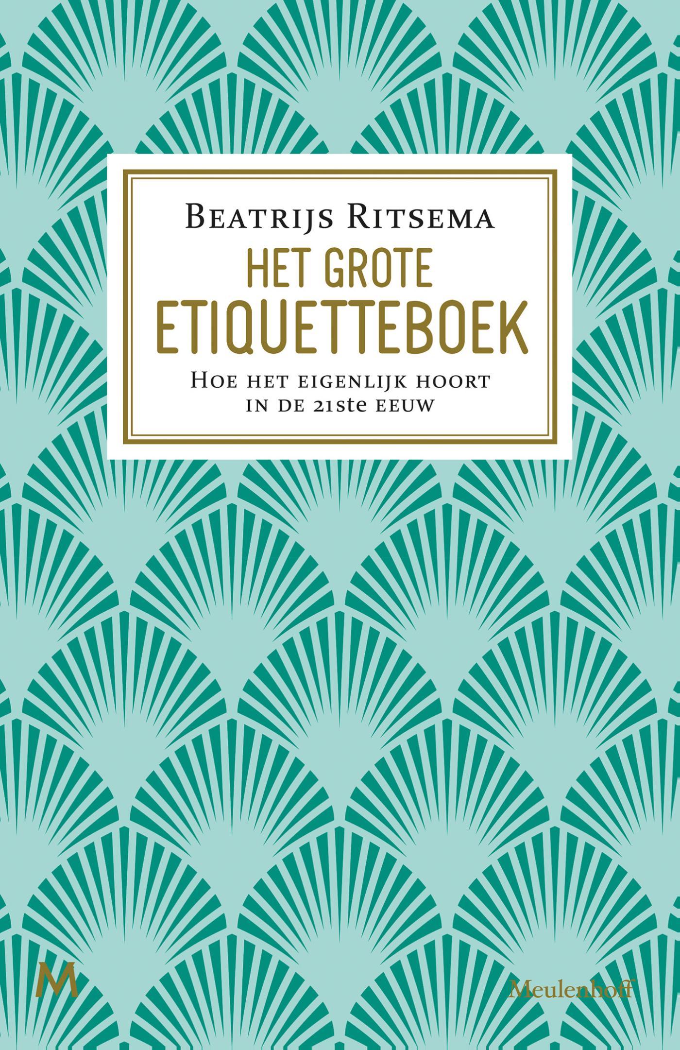 Cover Het grote etiquetteboek