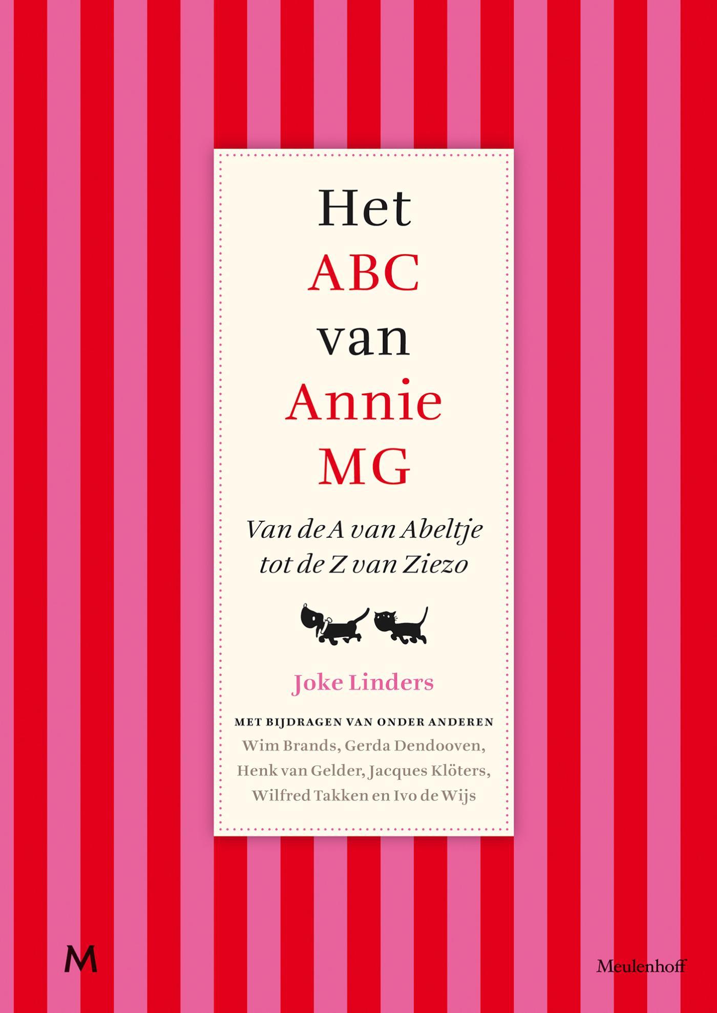 Cover Het ABC van Annie MG