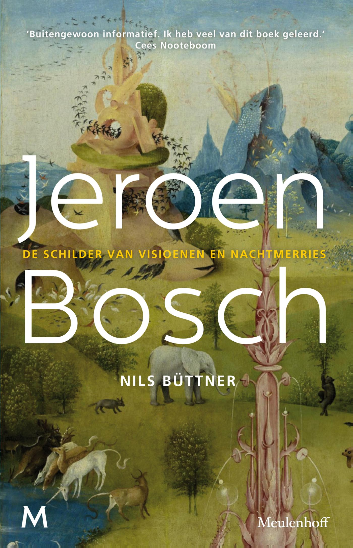 Cover Jeroen Bosch