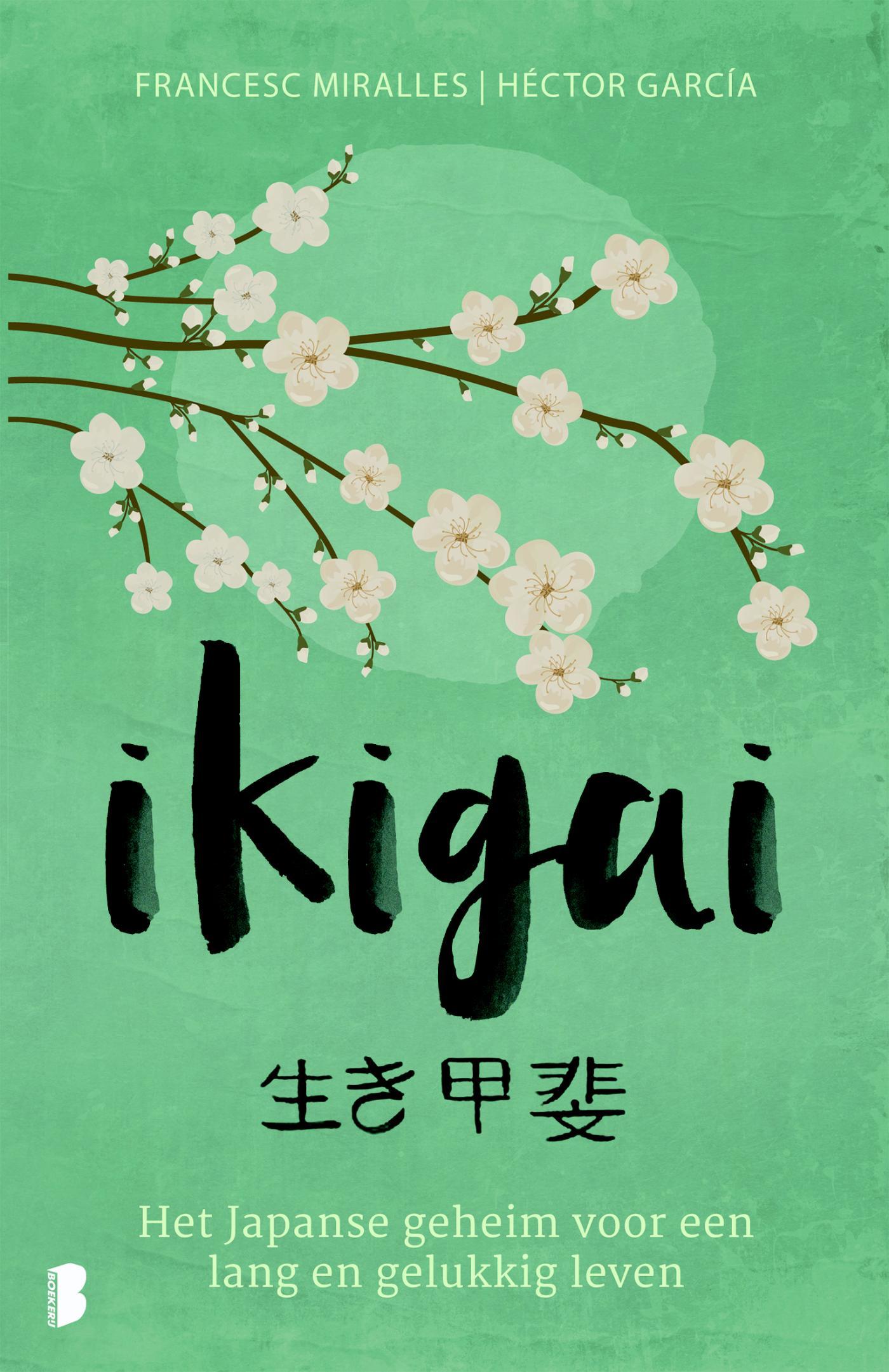 Cover Ikigai